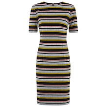 Buy People Tree Felicity Stripe Dress, Multi Online at johnlewis.com