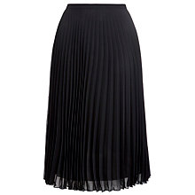 Buy Ghost Andrea Skirt, Black Online at johnlewis.com