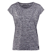 Buy Minimum Blonda Marl T-Shirt, Silver Online at johnlewis.com