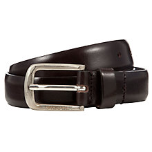 Buy Diesel Bimiti Leather Belt Online at johnlewis.com