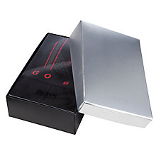 Buy BOSS Trunk and Sock Gift Set, Black Online at johnlewis.com