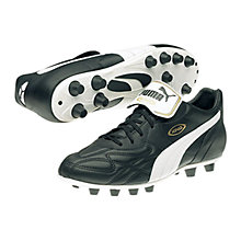 Buy Puma King Top di FG Football Boots, Black Online at johnlewis.com