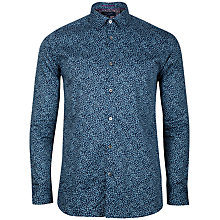 Buy Ted Baker Leojakls Floral Print Shirt Online at johnlewis.com