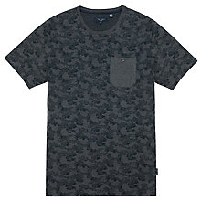 Buy Ted Baker Wilsden Graphic T-Shirt, Teal Online at johnlewis.com