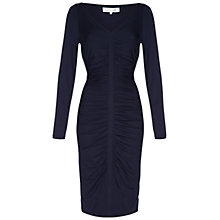 Buy Damsel in a dress Savoy Dress, Navy Online at johnlewis.com