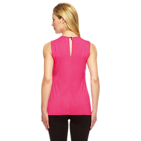 Buy Damsel in a dress Wilton Top, Pink Online at johnlewis.com