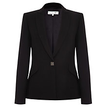 Buy Damsel in a dress Ebony Noir Jacket, Black Online at johnlewis.com