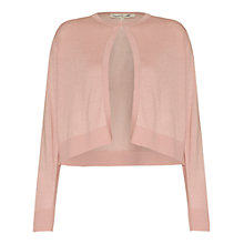 Buy Damsel in a dress Siesta Cardigan, Pink Online at johnlewis.com