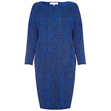 Buy Damsel in a dress Saltram Dress, Blue/Black Online at johnlewis.com