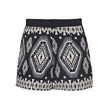 Buy Sugarhill Boutique Fifi Shorts, Black/Grey/Beige Online at johnlewis.com