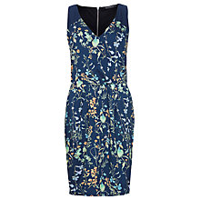 Buy Sugarhill Boutique Botanical Dress., Navy Online at johnlewis.com