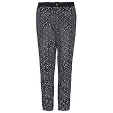 Buy Sugarhill Boutique Sara Trousers, Black/White Online at johnlewis.com