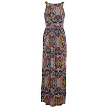 Buy Miss Selfridge Paisley Print Pinny Dress, Multi Online at johnlewis.com
