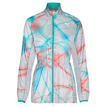 Buy Puma Lightweight Running Jacket, Pool Green Online at johnlewis.com