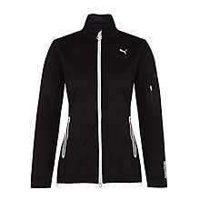 Buy Puma Women's NightCat Running Jacket, Black Online at johnlewis.com