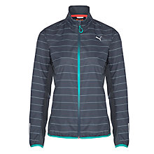 Buy Puma Faas Running Night Cat Jacket, Turbulence Online at johnlewis.com