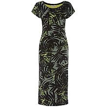Buy Wishbone Caroline Jungle Fern Dress, Multi Online at johnlewis.com