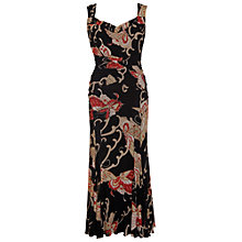 Buy Chesca Butterfly Mesh Dress, Multi Online at johnlewis.com