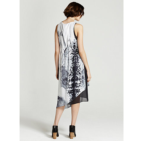 Buy Mint Velvet Noa Print Hook Up Dress, Multi Online at johnlewis.com