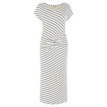 Buy Wishbone Caroline Stripe Dress, Multi Online at johnlewis.com