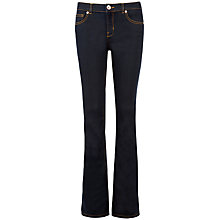Buy Ted Baker Rinse Wash Bootcut Jeans, Rinse Denim Online at johnlewis.com