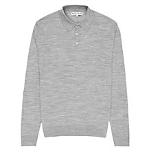 Buy Reiss Boulter Long Sleeve Polo Shirt Online at johnlewis.com