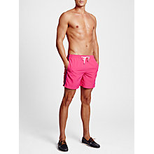 Buy Thomas Pink Plain Swim Shorts Online at johnlewis.com