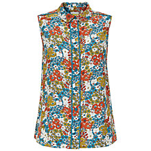 Buy NW3 by Hobbs Poppy Shirt, Multi Online at johnlewis.com