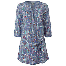 Buy White Stuff Paint Pot Tunic Dress, Blue Suede Online at johnlewis.com