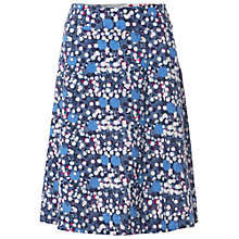 Buy White Stuff Dotty Dog Reversible Skirt, White Emulsion Online at johnlewis.com