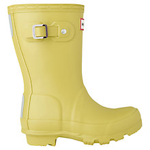 Buy Hunter Children's Classic Wellington Boots Online at johnlewis.com