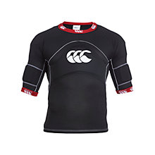Buy Canterbury of New Zealand Flexitop Plus Protective Vest, Black/Red Online at johnlewis.com