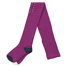 Buy Polarn O. Pyret Girl's Patch Tights Online at johnlewis.com
