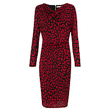 Buy COLLECTION by John Lewis Animal Print Jersey Dress, Multi Online at johnlewis.com