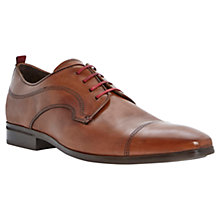 Buy Dune Ransom Leather Toe Cap Shoes Online at johnlewis.com