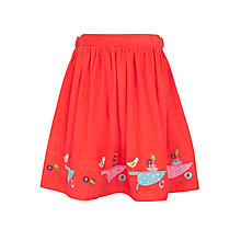 Buy John Lewis Girl Applique Corduroy Skirt Online at johnlewis.com
