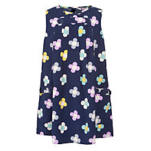 Buy John Lewis Girl Floral Corduroy Pinafore Online at johnlewis.com