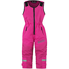Buy Skogstad Girls' Ice Salopette Trousers, Pink Online at johnlewis.com