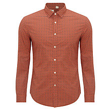 Buy Dockers Alpha Laundered Shirt, Tandori Spice Online at johnlewis.com