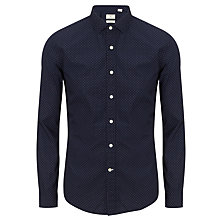 Buy Dockers The Laundered Shirt, Dockers Navy Online at johnlewis.com