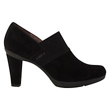 Buy Geox Inspiration Suede Ankle Shoe Boots Online at johnlewis.com