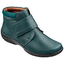Buy Hotter Daydream Leather Ankle Boots Online at johnlewis.com