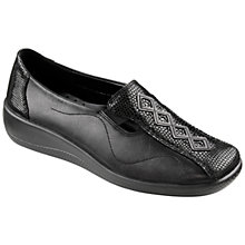 Buy Hotter Made in England Calypso Leather Shoes Online at johnlewis.com