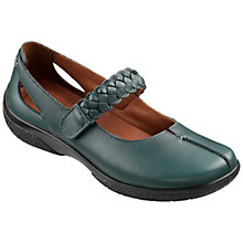 Buy Hotter Shake Adjustable Strap Leather Shoes Online at johnlewis.com