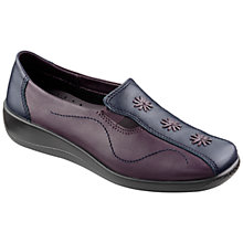 Buy Hotter Calypso Leather Shoes Online at johnlewis.com