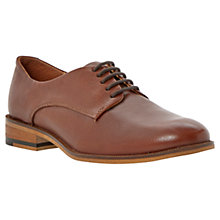 Buy Bertie Latter Leather Brogues, Tan Online at johnlewis.com