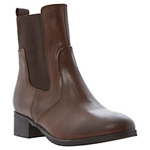 Buy Bertie Pallaton Leather Ankle Boots Online at johnlewis.com