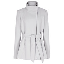 Buy Reiss Hermitage Belted Wool Blend Jacket Online at johnlewis.com