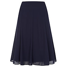 Buy Kaliko Flared Skirt, Indigo Online at johnlewis.com