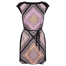 Buy Oasis The Megan Dress, Multi Online at johnlewis.com